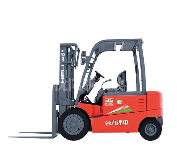 G系列3-3.5吨蓄电池平衡重式叉车