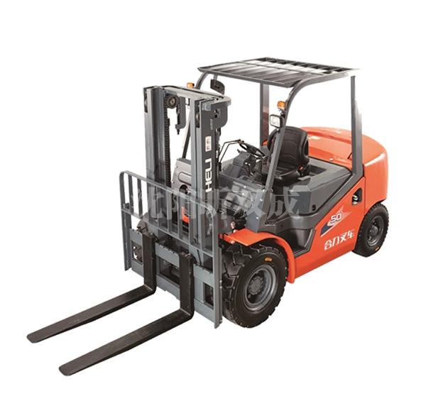 H3系列4- 5吨内燃平衡重式叉车