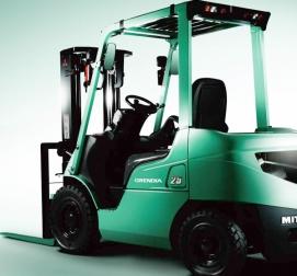 三菱内燃平衡重式叉车1-3.5T